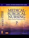 Clinical Decision-Making Study Guide for Medical-Surgical Nursing: Patient-Centered Collaborative Care