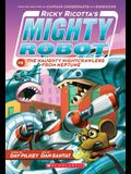 Ricky Ricotta's Mighty Robot vs. the Naughty Nightcrawlers from Neptune (Ricky Ricotta's Mighty Robot #8), 8