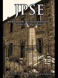 Jpse: Journal of the Philosophical Study of Education, Volume 1 (2011)