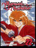 Rurouni Kenshin, Vol. 22, 22