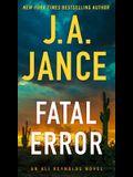 Fatal Error, 6: An Ali Reynolds Mystery