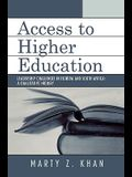 Access to Higher Education: Leadership Challenges in Florida and South Africa