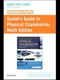 Physical Examination and Health Assessment Online for Seidel's Guide to Physical Examination (Access Card): An Interprofessional Approach
