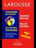 Larousse Standard Diccionario/Larousse Standard Dictionary: Spanish-English/Ingles-Espanol