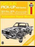 Datsun Pick-Up 620 Series 1973 Thru 1979