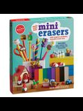 Make Your Own Mini Erasers Kit: With Magical, Moldable, Bakeable Eraser Clay