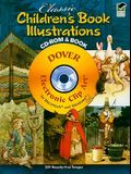 Classic Children's Book Illustrations [With CDROM]
