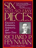 Six Not-So-Easy Pieces-Book/CD Package