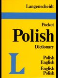 Langenscheidt's Pocket Polish Dictionary: English-Polish, Polish-English