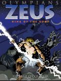 Olympians: Zeus: King of the Gods