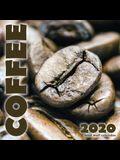 Coffee 2020 Mini Wall Calendar