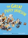 The Great Puppy Invasion (Padded Board Book)