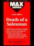 Death of a Salesman (Maxnotes Literature Guides)