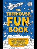 The Treehouse Fun Book