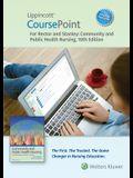 Lippincott Coursepoint Enhanced for Rector's Community and Public Health Nursing