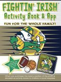 Fightin' Irish Activity Book and App