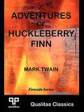 Adventures of Huckleberry Finn (Qualitas Classics)