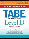 McGraw-Hill Education Tabe Level D, Second Edition