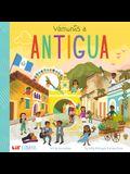 Vámonos a Antigua