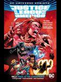 Justice League of America Vol. 2: Curse of the Kingbutcher (Rebirth)
