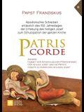 Patris corde: Apostolisches Schreiben anlässlich des 150. Jahrestages der Erhebung des heiligen Josef zum Schutzpatron der ganzen Ki