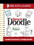 Brain Games - Dare to Doodle (Adult)