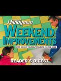 The Family Handyman: Weekend Improvements
