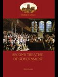 Second Treatise of Government (Aziloth Books)