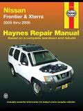 Nissan Frontier & Xterra, '05-'08 (Automotive Repair Manual)