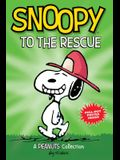 Snoopy to the Rescue (Peanuts Amp! Series Book 8), 8: A Peanuts Collection