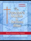 Preacher's Outline & Sermon Bible-NIV-Galatians-Colossians