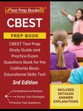 CBEST Prep Book: Study Guide and Practice Exam Questions for the California Basic Educational Skills Test [3rd Edition]