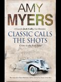 Classic Calls the Shots: A Case for Jack Colby, Car Detective