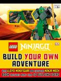 Lego(r) Ninjago: Build Your Own Adventure: With Lloyd Minifigure and Exclusive Ninja Merch, Book Includes More Than 50 Buil