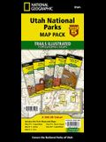 Utah National Parks [Map Pack Bundle]