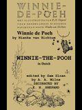 Winnie-de-Poeh Winnie-The-Pooh in Dutch a Translation of A. A. Milne's Winnie-The-Pooh by Nienke Van Hichtum Into Dutch