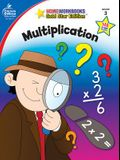 Multiplication, Grade 3: Gold Star Edition