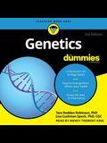 Genetics for Dummies Lib/E: 3rd Edition