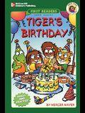 Tiger's Birthday (Turtleback School & Library Binding Edition)