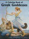 Color Bk of Greek Goddesses