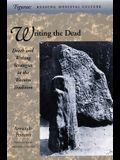 Writing the Dead: Death and Writing Strategies in the Western Tradition