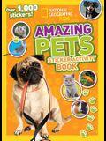 Amazing Pets Sticker Activity Book