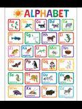 World of Eric Carle(tm) Alphabet Chart