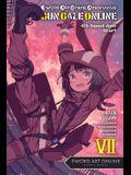Sword Art Online Alternative Gun Gale Online, Vol. 7 (Light Novel): 4th Squad Jam: Start