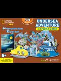 National Geographic Undersea Adventure: 3D Puzzle and Book [With Book(s)]