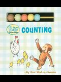 Curious Baby Counting: My First Book of Numbers [With Beads]