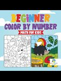 Beginner Color by Number Math for Kids