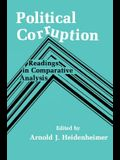 Political Corruption: Readings in Comparative Analysis