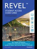 Revel for Visions of America: A History of the United States, Combined Volume -- Access Card