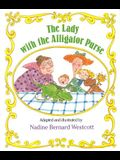 The Lady with the Alligator Purse
